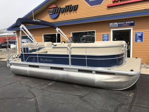 New Misty Harbor Boats Adventure CR A-1883CR Pontoon Boat For Sale