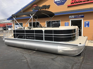 New Misty Harbor Boats Adventure CR A-2085CR Pontoon Boat For Sale