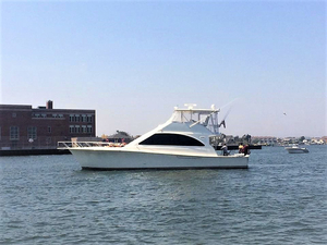 Used Ocean Yachts 52 SS Cruiser Boat For Sale