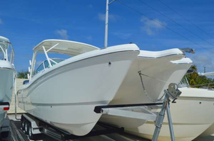 New World Cat 295 DC Dual Console Dual Console Boat For Sale