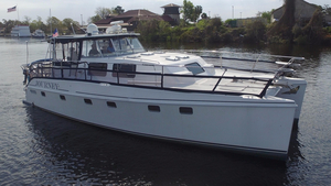 Used Endeavour Trawlercat 44 Motor Yacht For Sale