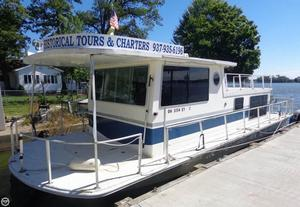 Used Nauta-Line 36 Silver Queen House Boat For Sale