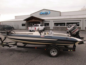 Used Stratos 283 Bass Boat For Sale