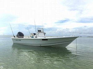 Used Sea Pro SV 1900 CC Bay Boat For Sale