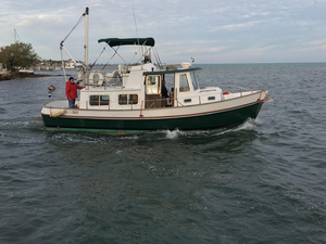 Used Eagle 33 Transpac Trawler Pilothouse Boat For Sale