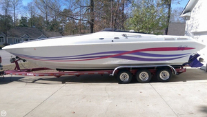 Used Baja 320 Outlaw High Performance Boat For Sale