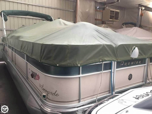 Used Premier Pontoons 250 Escapade Pontoon Boat For Sale