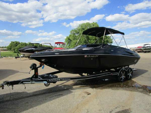 Used Crownline 23 SS Bowrider Boat For Sale