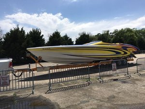 Used Outerlimits 39 Quattro High Performance Boat For Sale