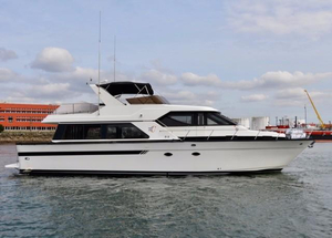 Used Cooper Yachts Pilothouse Motoryacht Pilothouse Boat For Sale
