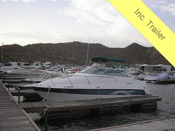 Used Seaswirl 250 AFT Cabin Aft Cabin Boat For Sale