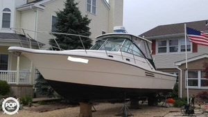 Used Pursuit 3000 EXPRESS Walkaround Fishing Boat For Sale