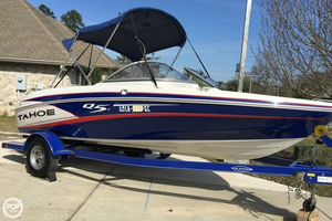 Used Tahoe Q5i Sport Fish 19 SF Bowrider Boat For Sale