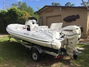 Used Nautica WIDE BODY Tender Boat For Sale