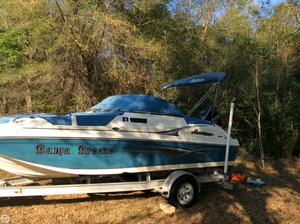 Used Hurricane SD 195 Deck Boat For Sale