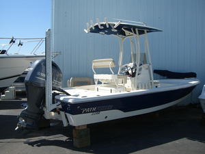 Used Pathfinder 2200 TRS Bay Boat For Sale