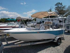 Used Sea Fox 180 Viper Bay Boat For Sale