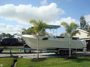 Used Aquasport Explorer 245 Walkaround Fishing Boat For Sale