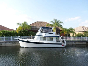 Used Mainship 395 Trawler Boat For Sale