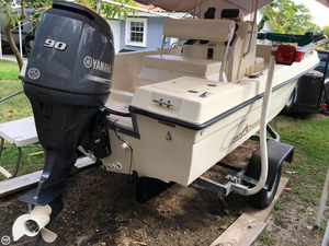 Used Pro Sport 1700cc Center Console Fishing Boat For Sale
