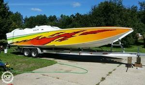 Used Image (Ocean Express) 31 High Performance Boat For Sale