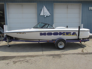 Used Moomba OutbackOutback Bowrider Boat For Sale
