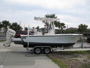 Used Dusky Marine 227 Center Console Fishing Boat For Sale