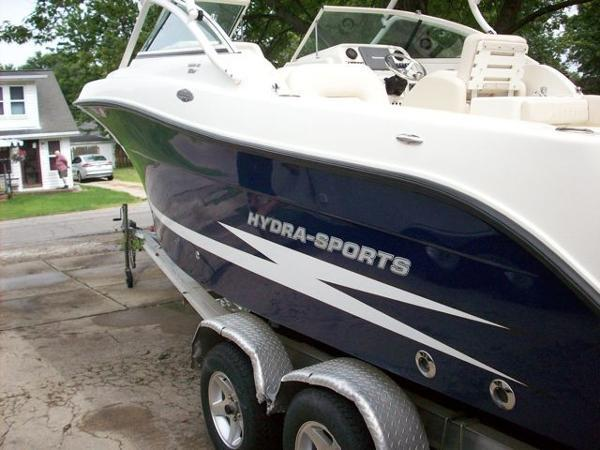 2008 used hydra-sports 2200 dc vector (srg)2200 dc vector ... brushless dc wiring diagram