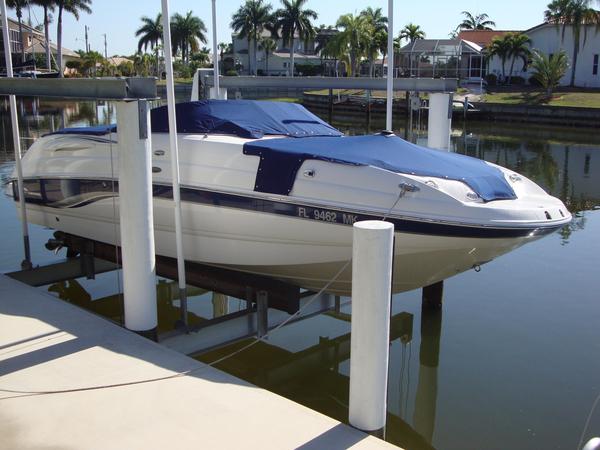 Used Chaparral 254 Sunesta Deckboat Bowrider Boat For Sale