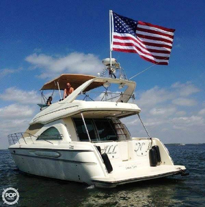 Used Maxum 4600 SCB Aft Cabin Boat For Sale