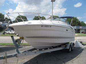 Used Monterey 250 Cruiser Boat For Sale