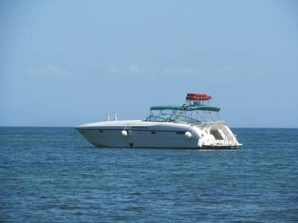 Used Cooper 53 High Speed Catamaran Power Catamaran Boat For Sale