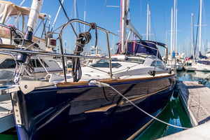 Used Jeanneau 39 DS Cruiser Sailboat For Sale