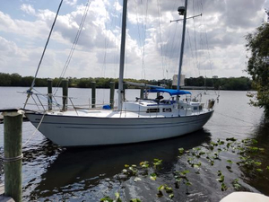 Used Spencer Yachts Spencer 44 Ketch Sailboat For Sale