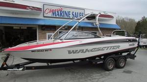 Used Malibu Boats Wakesetter 23 LSV Ski and Wakeboard Boat For Sale