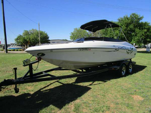 Used Crownline 225 LPX Bowrider Boat For Sale