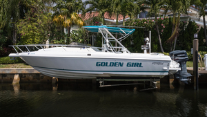 Used Intrepid 339 WA Walkaround Fishing Boat For Sale