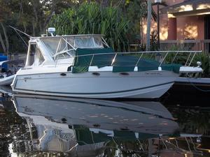 Used Formula Performance Cruiser Express Cruiser Boat For Sale