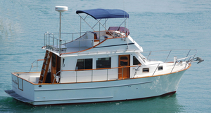 Used Lien Hwa Trawler Boat For Sale