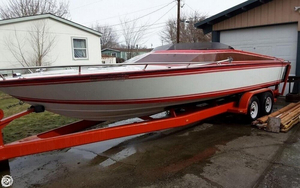 Used Sanger 24 Sportdeck High Performance Boat For Sale