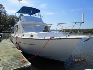 Used Skyline 37 Trawler Boat For Sale