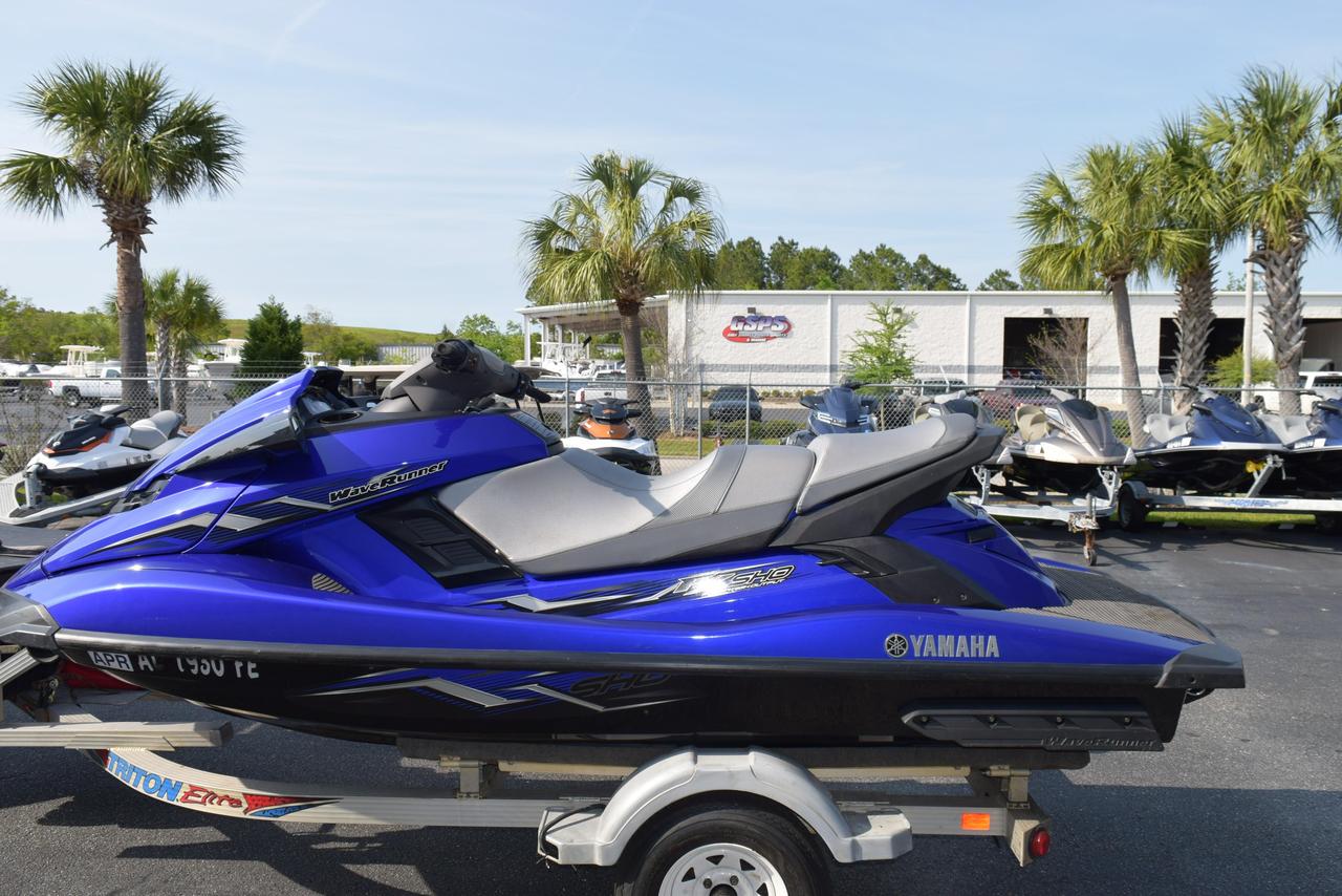 2013 used yamaha fx cruiser sho personal watercraft for for Yamaha fx cruiser