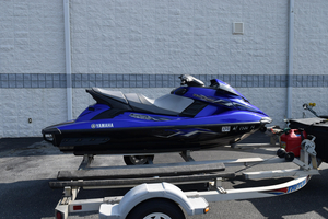Used Yamaha FX Cruiser SHO Personal Watercraft For Sale