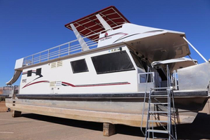 Used Myacht 53x15 House Boat For Sale