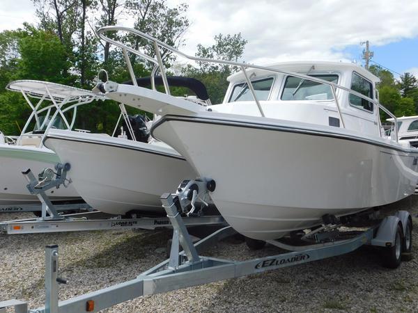 New Parker 2120 SC Pilothouse Boat For Sale