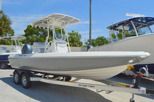 New Skeeter SX-2250 Bay Boat For Sale