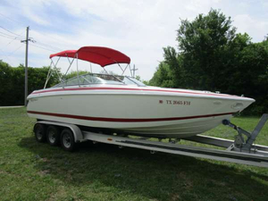 Used Cobalt Boats 262 Bowrider Boat For Sale
