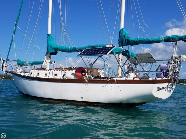 Used Horizon 39 Ketch Sailboat For Sale