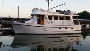 Used Cheoy Lee 46 LRC Pilothouse Boat For Sale