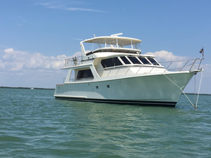 Used Offshore 54 Pilothouse Boat For Sale